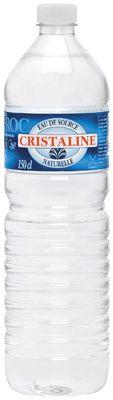 Bouteille eau 150cl Cristaline - carton de 12