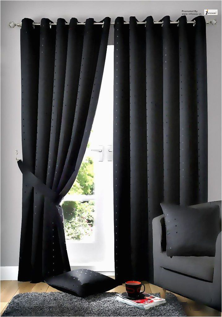 Curtains To Go With Black Sofa Curtains Living Room Black Curtains Living Room Living Room Decor Curtains