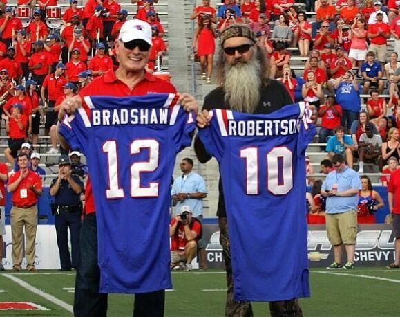 Phil & Bradshaw