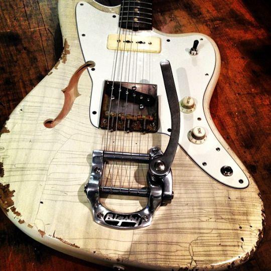 Guitar, Electric Guitar, California Surf