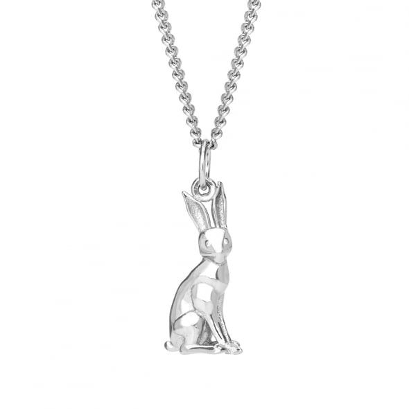 John Greed Wildwood Handsome Hare Necklace