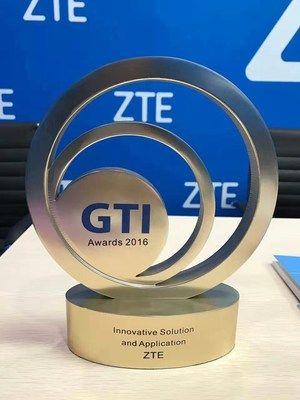 Cuarto premio GTI Award: ZTE gana el premio Innovative Solution and Application Award     BARCELONA España Marzo de 2017 /PRNewswire/ - ZTE Corporation (0763.HK / 000063.SZ) un importante proveedor internacional de soluciones de telecomunicaciones empresa y tecnología de consumo para Internet móvil ha ganado hoy el premio 'Innovative Solution and Application Award' durante la GTI Summit 2017 por su solución mejorada Wireless Broadband (eWBB) como reconocimiento de su contribución destacada…