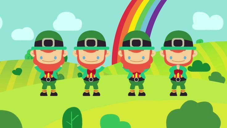 Dance Dance Leprechaun Dance   Saint Patrick's Day Song for Kids   The Kiboomers - YouTube