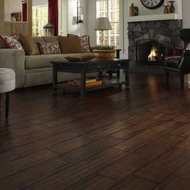 Engineered wood floor choices