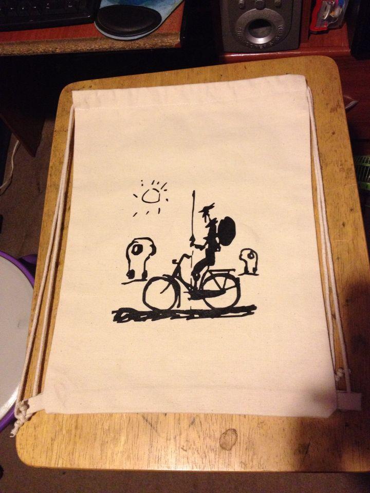 Morrales ciclistico del Quijote