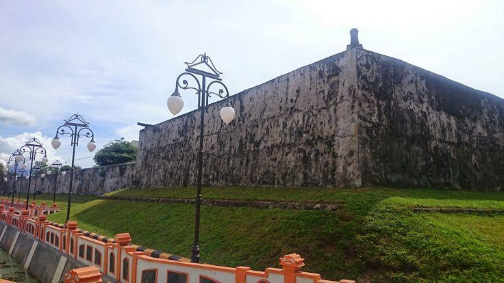 Benteng Oranje Bangunan Peninggalan Belanda di Maluku Utara - Maluku Utara