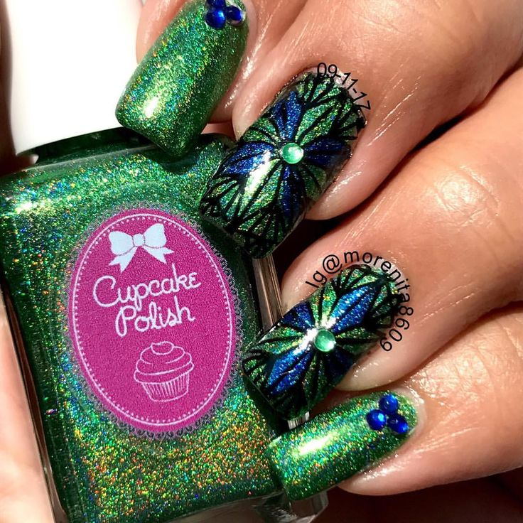 """""""H📀L📀 NAILS  #NailArtPromote #diseñodeuñas #esmalte #stamping #nailartwow #nailstampingart…"""""""