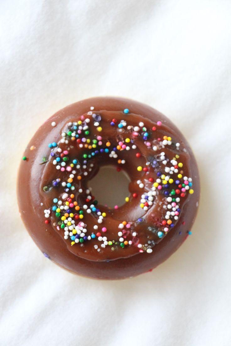 Chocolate Donut Soap