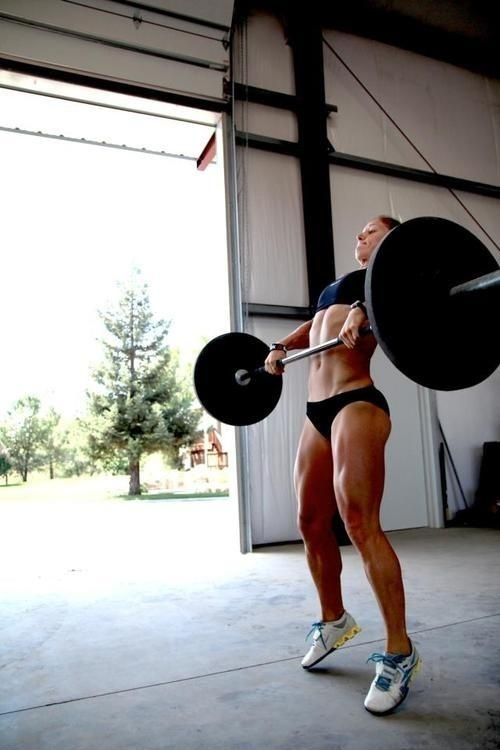 CrossFit women | 2013 Weight Loss Plan & Motivations | Pinterest