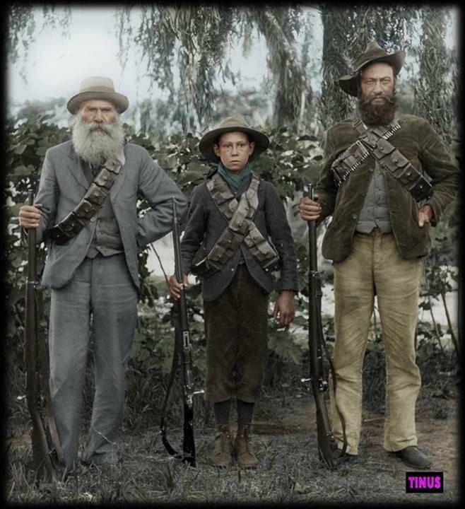 The Boer War in Colour -   Find us on facebook group: The Anglo-Boer War (The South African War) - 1899 - 1902