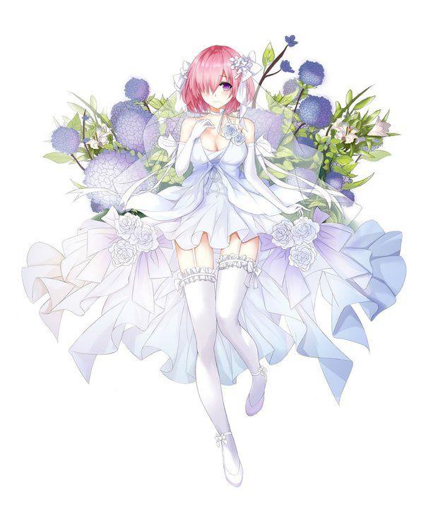 Fate Grand Order Mashu Kyrielight Art Print By Kistukai X Small In 2020 Art Art Prints Anime