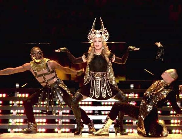 WOW Madonna is ever changing and look at her at the half Time show... Whats next for her? http://www.frontrowking.com/buy-madonna-concert-tickets/index.html