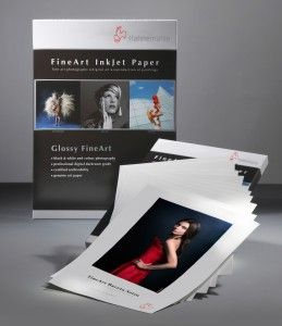 """A magnificent barite paper"" – the new Hahnemühle FineArt Baryta Satin in Test on news.hahnemuehle.com"