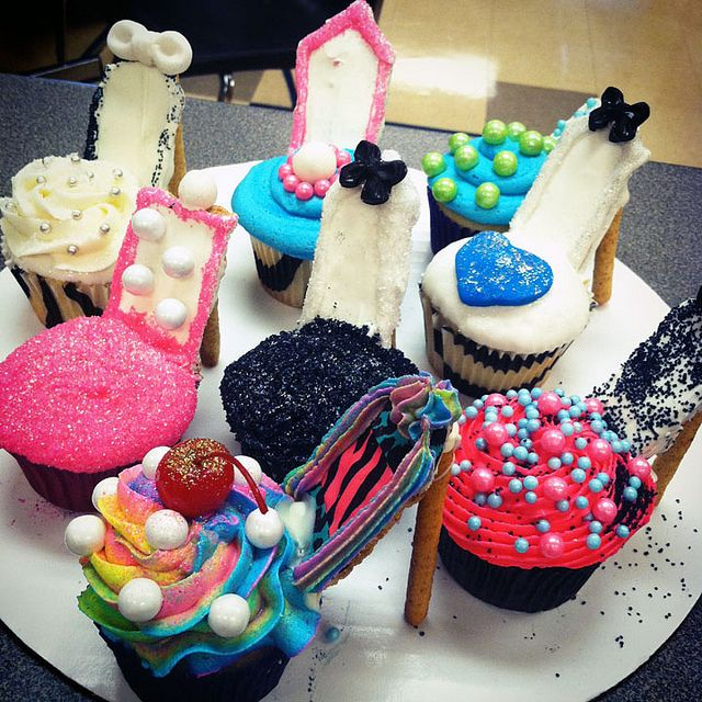 best 25 high heel cupcakes ideas on cupcake