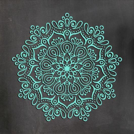 Flash Sale - Mandala (Major Weeding) - SVG DXF PNG