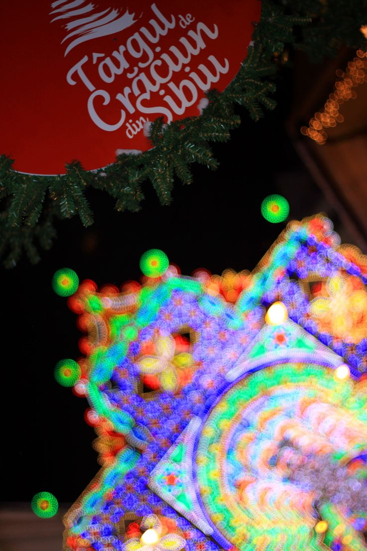 Sibiu Christmas Fair, Sibiu Lights