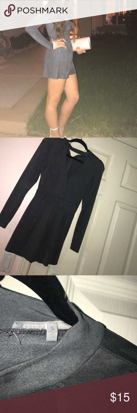 Romper Charlotte ruuse Worn once to homecoming Charlotte Russe Dresses