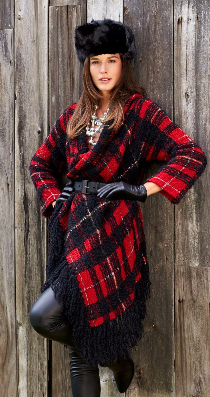 Cold-weather essentials from Lauren Ralph Lauren