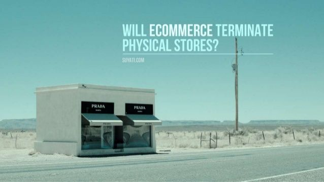 When commerce is entering the newfangled digital realm and getting a whole new makeover, our perception of trade and shopping is significantly being altered. In this tale of the success of ecommerce, one question bothers us all: Will we be the last generation to see the existence of physical stores?