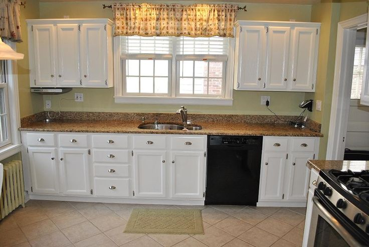 Before \ After A Cramped Kitchen Gets a Big Change Change