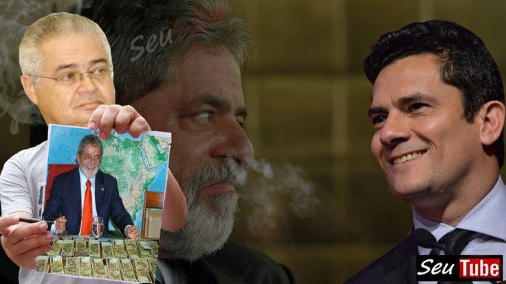 "Delator ""JOGA NO COLO"" de Moro provas das Mentiras de LULA. Alvaro Dias ..."