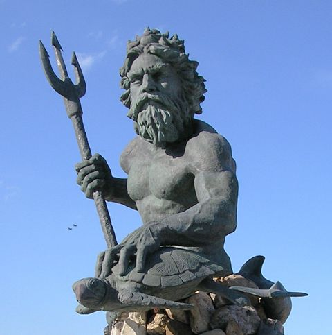 25+ best ideas about Neptune mythology on Pinterest | Roman ...