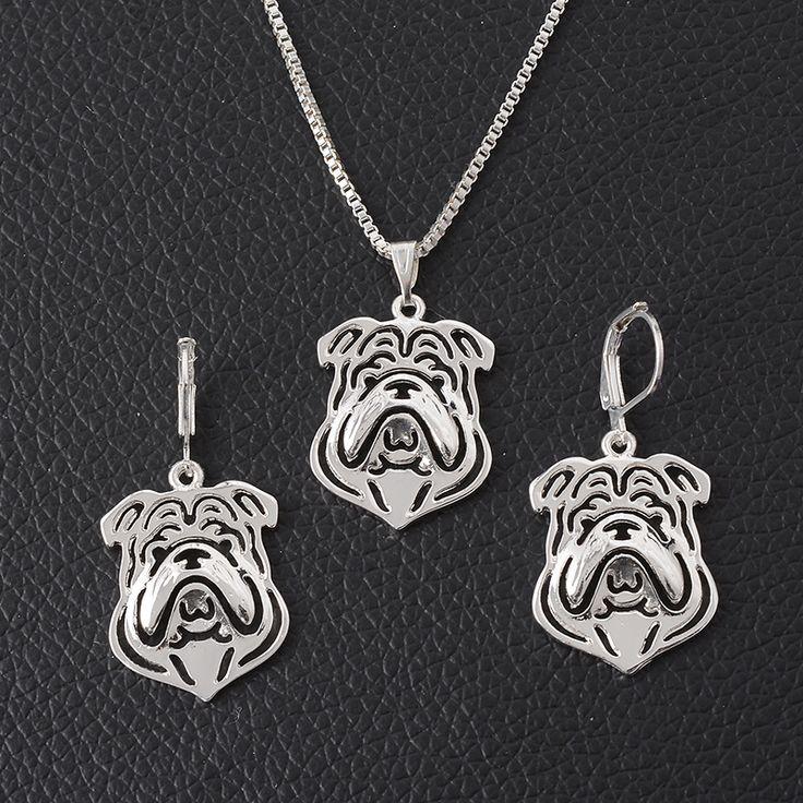shunyun Handmade Animal French Bulldog Pendant Necklace Chain Earring Jewelry Set Pet Dog Lover for Women Girls Christmas Gift //Price: $8.90 & FREE Shipping //     #puppylove #puppy #puppygram #puppyoftheday #puppylife #puppydog #puppypalace #puppyeyes #puppys #puppyface #puppies #puppiesofinstagram #puppiesforall #puppiesofig #puppie #puppiesxdogs #puppiesforsale #frenchbulldog #frenchie #dog #dogsofinstagram #dogs #dogstagram #dogoftheday #doggy #doglife #doglove #dogofinstagram…