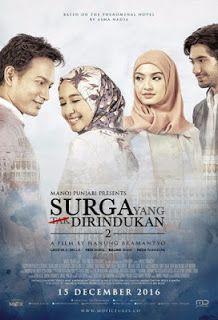 Nonton film Surga Yang Tak Dirindukan 2 (2017) WEB-DL Full Movie Gratis