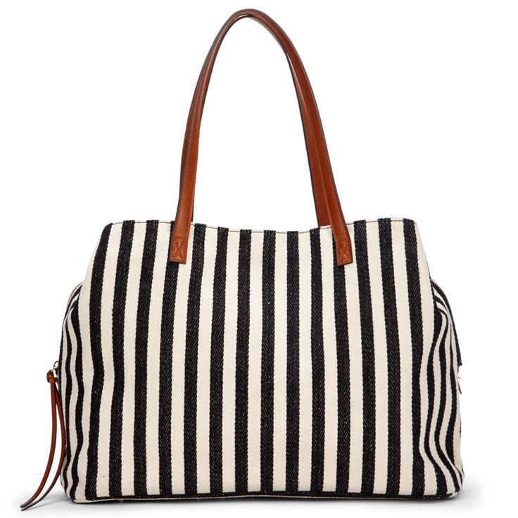 MILLIE printed oversize tote