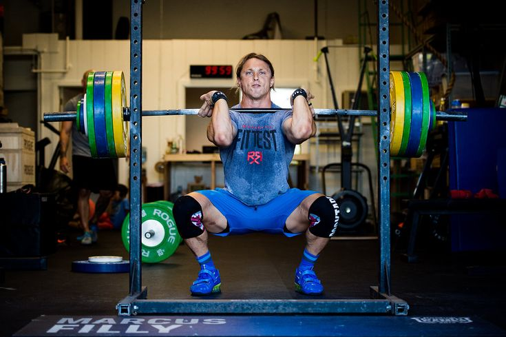 6-Time CrossFit Games Athlete Marcus Filly Talks Training, Nutrition, and Recovery