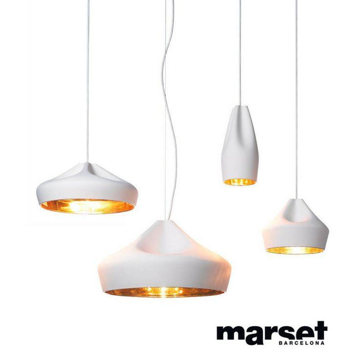 Od niedawna w naszej kolekcji posiadamy lampy firmy Marset - nie ukrywamy tego :-)
