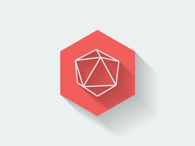 35 Polygon Style Logos