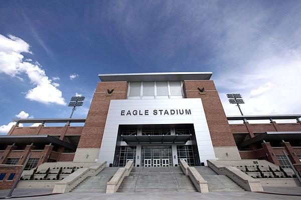 Allen High School  - Best Stadium ever for TEXAS football.