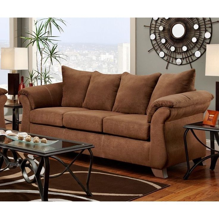 17 Best Ideas About Blue Brown Bedrooms On Pinterest: 17 Best Ideas About Chocolate Brown Couch On Pinterest