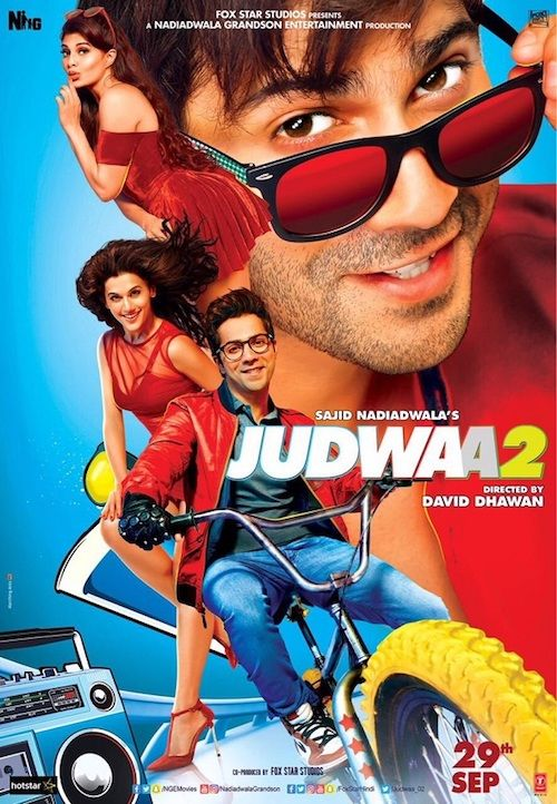 JUDWAA 2 HINDI MOVIE SCREENING IN COLOMBO THEATERS    #Judwaa #Judwaa2  www.srilankanentertainer.com/upcoming-movie-hollywood-bollywood-kollywood-sinhala-sri-lanka/judwaa-2-hindi-movie