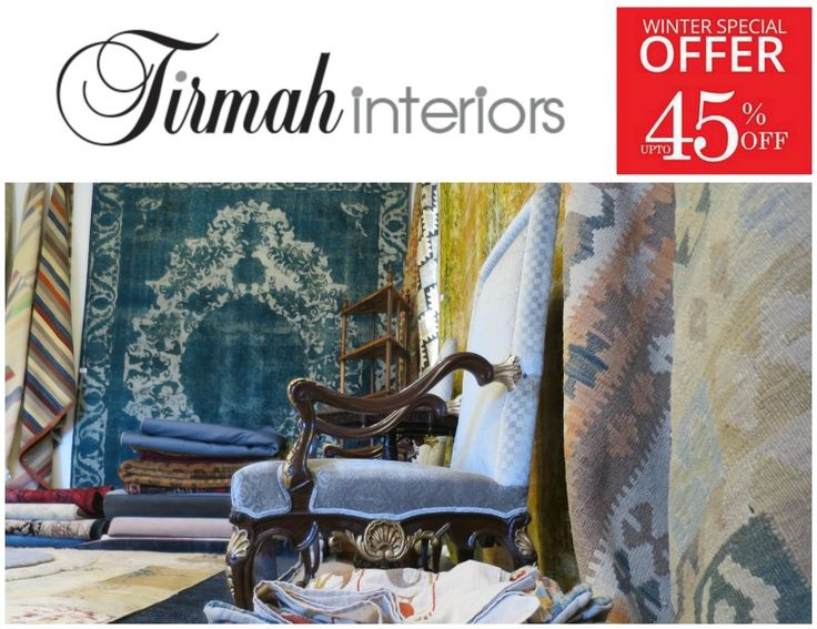 Winter Special at Tirmah interiors in Hermanus  Address: Shop 8 Eastcliff Village, 251 Main Road  Tel: 028 3122102 Email: hermanus@tirmahinteriors.com
