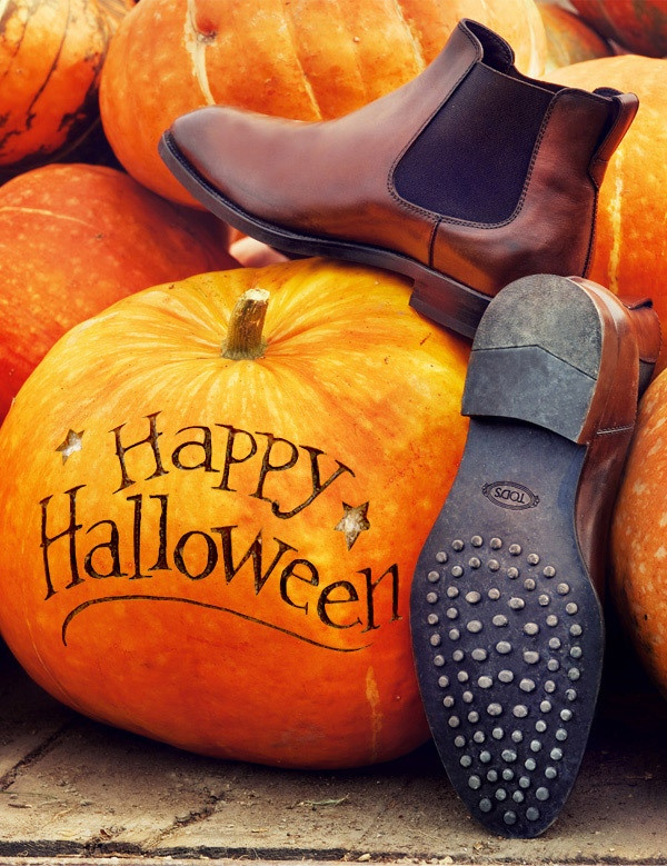 Happy Halloween from Tod's and all Le Marche fashion Brands
