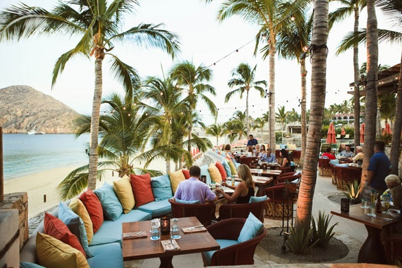Hacienda Cocina - Best Restaurant in Cabo, hands down so I will have to check this place out