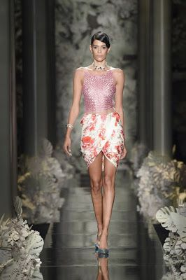 COLOMBIAMODA 2015   PASARELA INAUGURAL FRANCESCA MIRANDA   The Glambition: Blog de moda colombiano