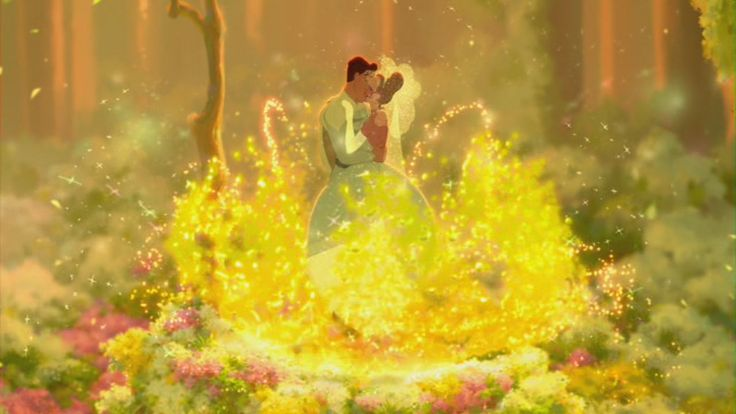 Princess Tiana and Prince Naveen | Which of the 'new' Disney princesses do you like the best?