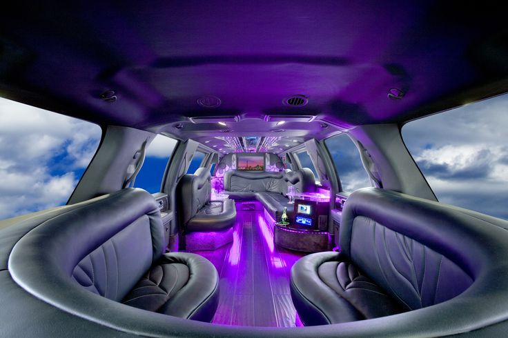 Lincoln Navigator L Shown With Wood Flooring Limousine