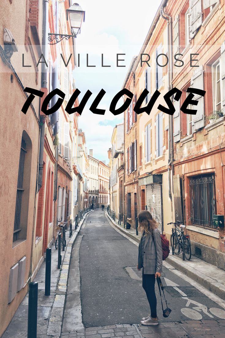 A beautiful day spend travelling around Toulouse in France. And some of my travel tips :) www.ejnets.com #toulouse #france #ejnets #travelblog #blogger #traveltips #francetips #tipsfrance #visittoulouse
