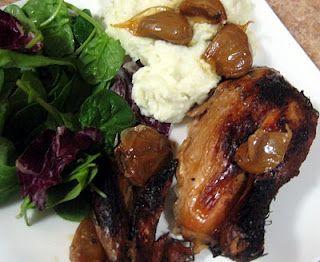 40 garlic chicken recipe crockpot