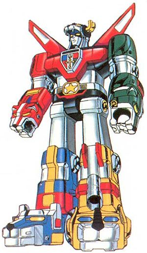 Voltron: Defender of the Universe (1984 -1986.it) http://en.wikipedia.org/wiki/Voltron