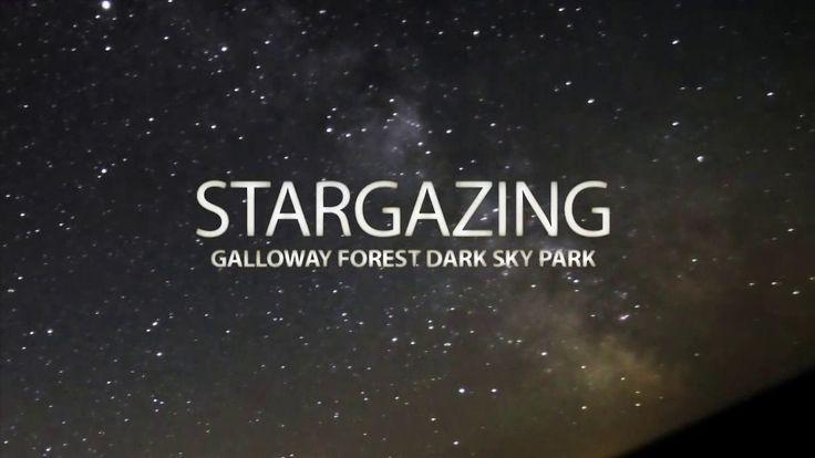 Stargazing - Galloway Forest Dark Sky Park