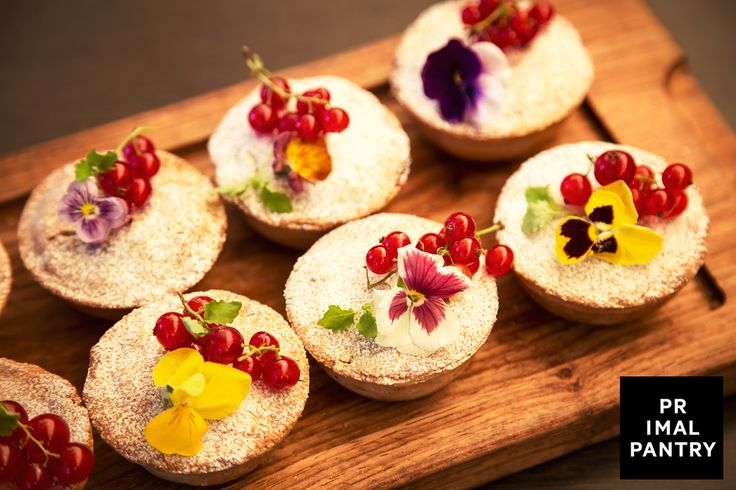 Paleo Christmas Fruit Mince Tarts.
