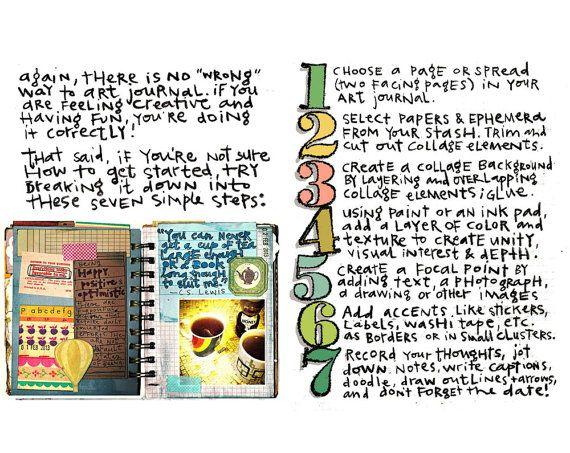 Art Journals Basics by Corey Marie