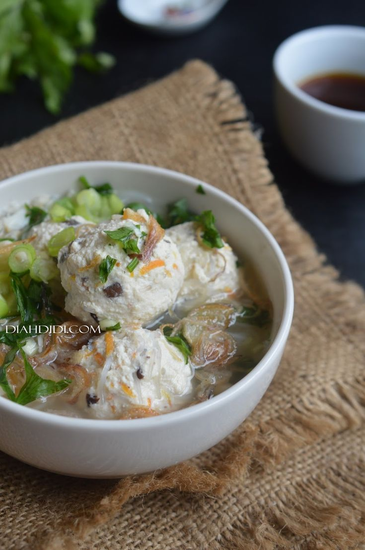 Diah Didi's Kitchen: Bakso Tahu Kukus