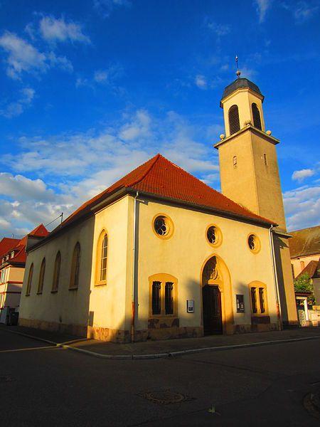 Découverte touristique de Neuf-Brisach Haut-Rhin Alsace