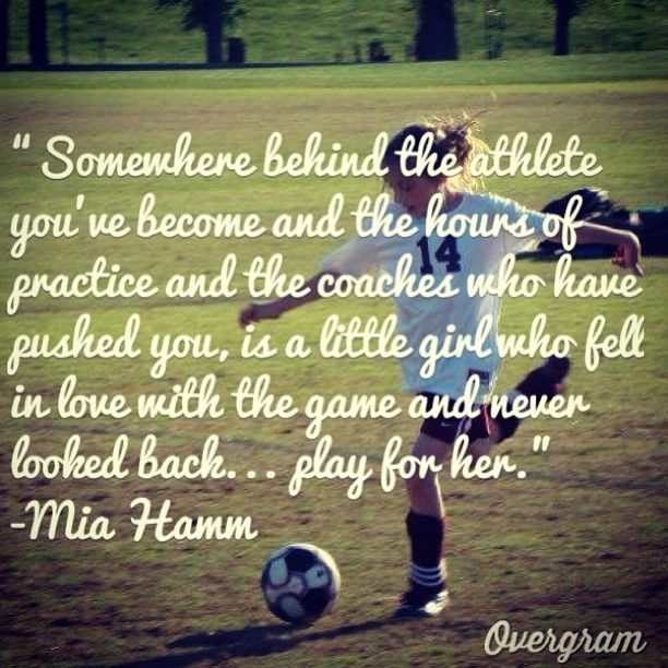 Motivational Quotes For Sports Teams: 23 Best Mia Hamm Images On Pinterest